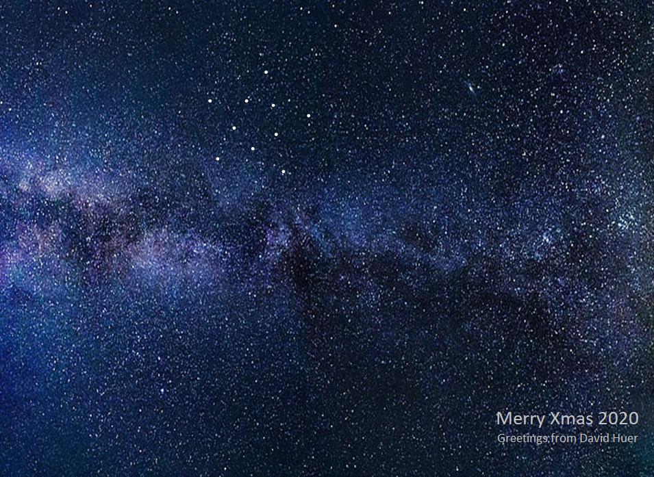 starry heavens xmas 2020